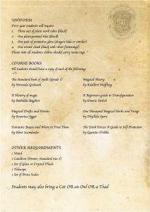 Hogwarts Acceptance Letter Envelope Template - Printable Hogwarts Acceptance Letter Template Free Creative Besten