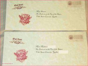 Hogwarts Acceptance Letter Envelope Template Printable - Letter format the Envelope 47 New Harry Potter Acceptance Letter