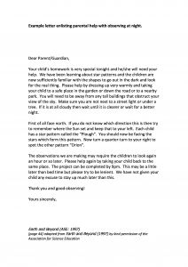Homework Letter to Parents Template - Writing Service Essay Writers Net Offering Best Expertise In