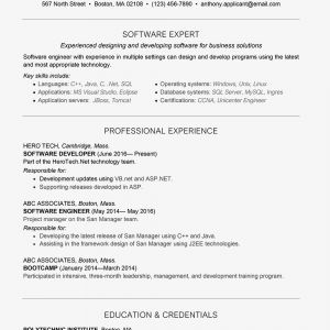 Honorarium Letter Template - software Developer Cover Letter and Resume Example Sample