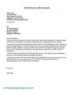 Hospital Letter Template - 38 Design Simple Resume Cover Letter