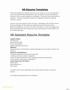 Hr Letter Template - Letter Good Conduct Template Gallery