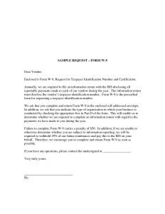 I Owe You Letter Template - W 9 Request Letter Awesome Irs Letter Saying I Owe Money Lovely