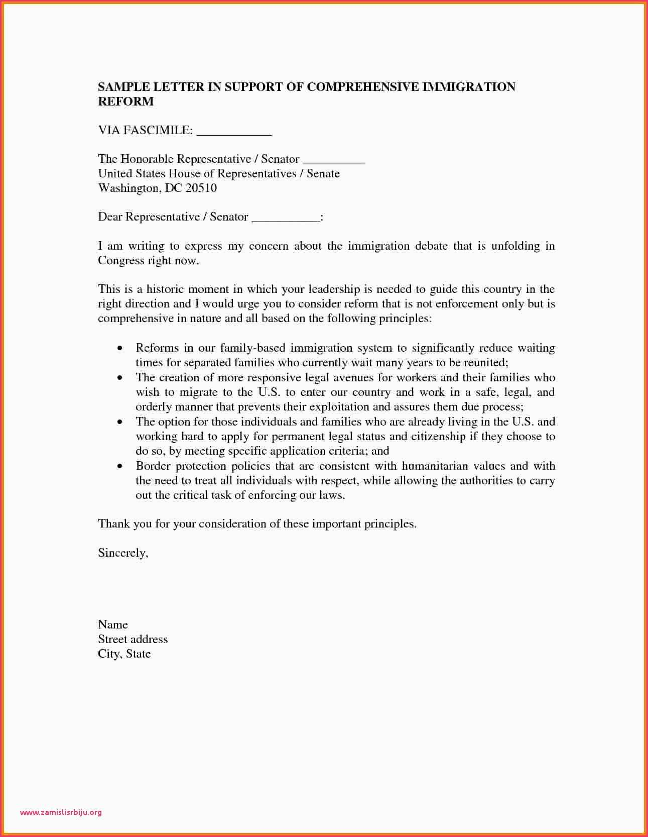 immigration letter of support for a friend template Collection-Hardship Letter for Immigration Example Best How to Write A Support Letter to Immigration for A Friend Image 5-i
