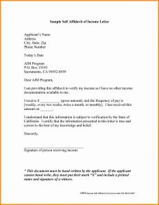 Income Verification Letter Template - In E Verification Letter Template Gallery