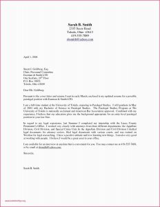 Injunction Letter Template - Legal Resume Template Legal Cover Letter Sample Best 20 Legal Cover