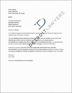 Insolvency Letter to Creditors Template - Letter to Creditors to Remove Negative Marvelous Letter Credit