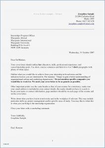 Internship Offer Letter Template - formal Letter format Samples Inspirationa Bank Letter format formal