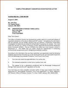 Investigation Letter Template - Ficial Letter Writing Samples Lovely Sample Business Letter