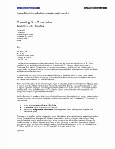Investment Banking Cover Letter Template - Investment Banking Cover Letter Sample Cover Letter Samples Archives