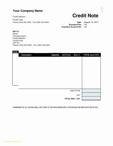 Invoice Letter Template - Receipt Letter Template Samples