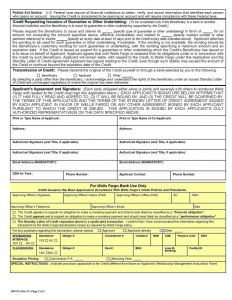 Irrevocable Letter Of Credit Template - Irrevocable Standby Letter Credit Template Apextechnews