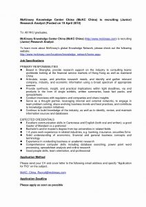 Job Abandonment Letter Template - Job Application Cover Letter Template Best Unusual Cover Letters