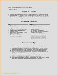 Job Application Cover Letter Template Word - Resume Headers In Word Awesome Resume Cover Letter Template Word