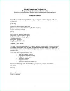 Job Reinstatement Letter Template - Sample Job Fer Letter