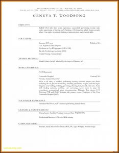 Latex Cover Letter Template - Resume Templates Cna Resume Templates Cover Letter for Cna Resume