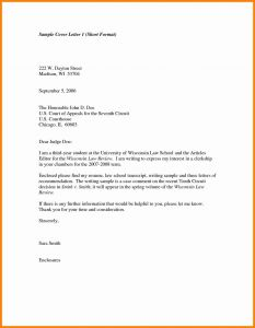 Law School Letter Of Recommendation Template - Law School Letter Re Mendation Template Samples