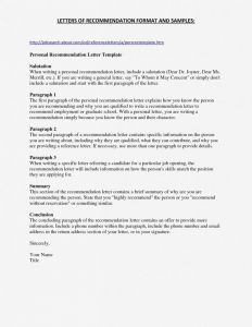 Law School Letter Of Recommendation Template - Letter Reference Harvard Best Re Mendation Letter format for Law