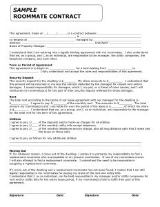 Lease Letter Template - Lease Letter Template Samples