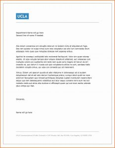 Lease Renewal Letter Template - Rent Renewal Letter Template Collection
