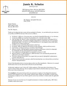 Legal Opinion Letter Template - format A Legal Letter Refrence Legal Letter format Samples