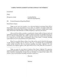 Legal Settlement Letter Template - Payment Agreement Letter Template Sample