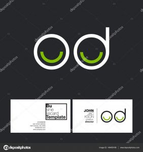 Letter C Template Printable - Business Card Samples Templates