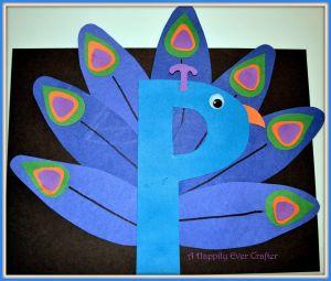 Letter F Craft Template - Letter P Craft Preschool Activities Pinterest