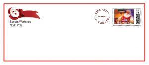 Letter From Santa Envelope Template - Secret Santa Letter Template Free Creative Printable Santa Letter