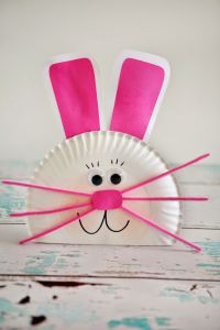 Letter From the Easter Bunny Template - Diy Cupcake Holders Kids Crafts Pinterest