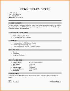Letter Of Commitment Template - 21 Best Resume with Cover Letter Example