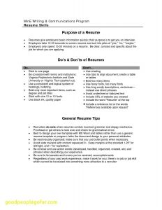 Letter Of Competency Template - 61 Design Core Petencies Resume