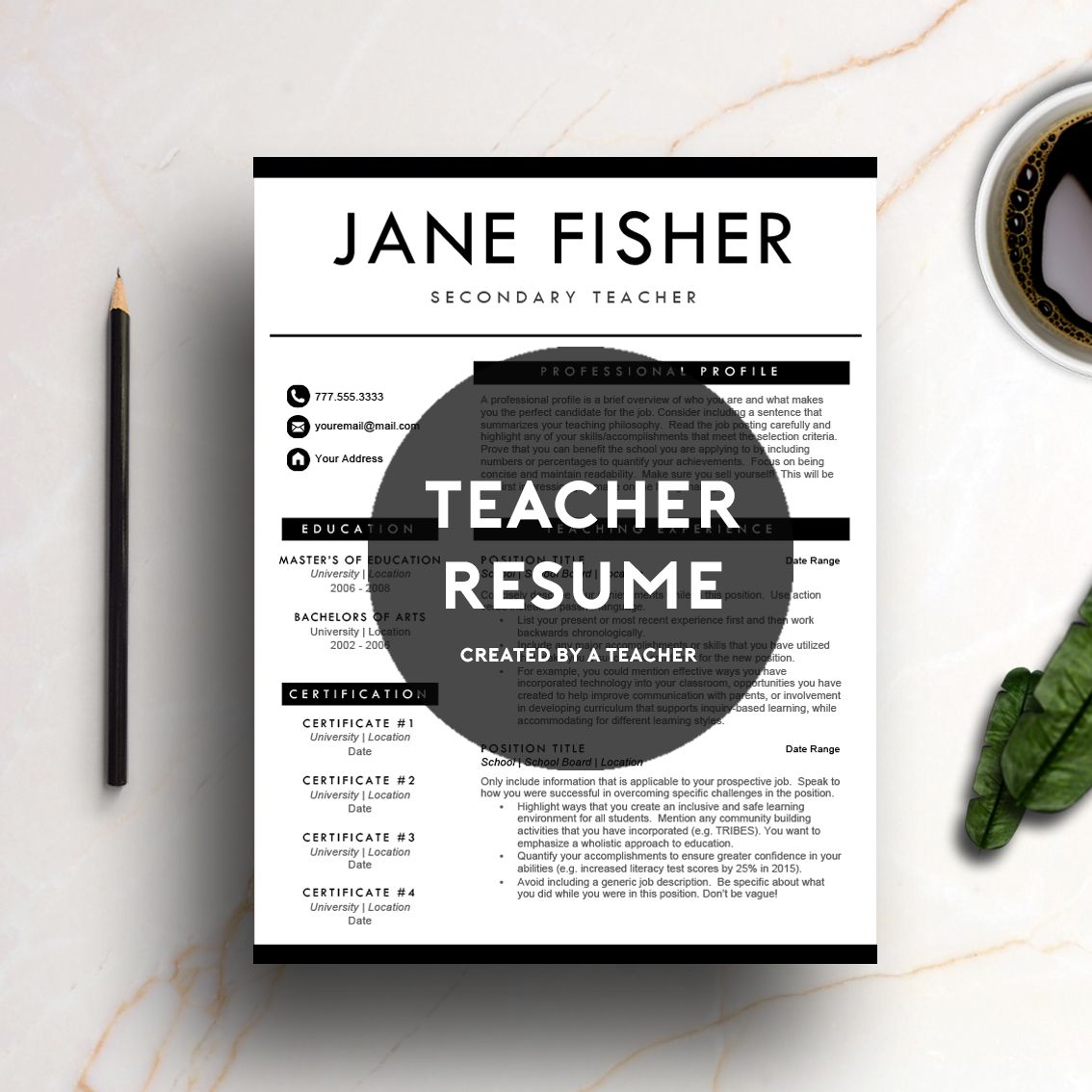 9 letter of competency template inspiration
