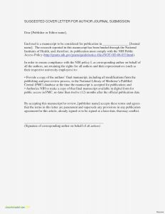 Letter Of Compliance Template - formal Cover Letter format