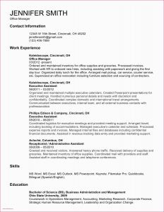 Letter Of Confidentiality Template - How to Resigned Letter Lovely Writing A Great Resume Unique Resume