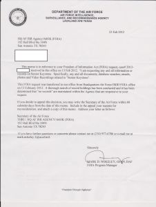 Letter Of Counseling Template - Usaf Letter Counseling Template New Air force Letter Reprimand