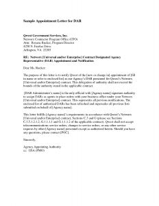 Letter Of Designation Template - Business Letter Templates Unique Sample Business Letter Separation