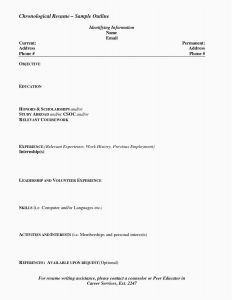 Letter Of Employment Template Word - 21 New Word Doc Resume Template Professional