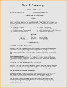 Letter Of Engagement Template - Sample Cover Letters for Resumes Elegant Cover Letter Resume Fresh