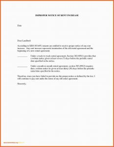 Letter Of Eviction Template - Eviction Letter Example 3 Day Eviction Notice Template Elegant 3 Day