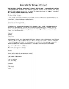 Letter Of Explanation for Credit Inquiries Template - 34 Awesome Letter Explanation format