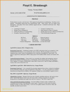 Letter Of Financial Responsibility Template - Resume Cover Letter Inspirational Cover Letter Resume Fresh Resume