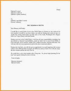 Letter Of Financial Responsibility Template - Business Sponsorship Letter Free Sample Financial Analysis Report
