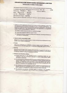 Letter Of Indemnification Template - Free Employee Contract Agreement Template Amazing Production