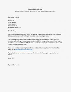 Letter Of Inquiry Template - Job Inquiry Letter Samples and Writing Tips
