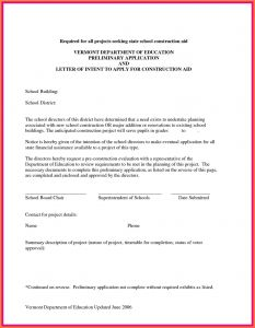 Letter Of Intent Construction Template - Construction Letter Intent Template Fresh Contract Proposal Best