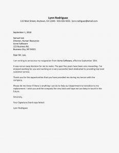 Letter Of Intent Startup Template - Sample Letters Of Intent to Resign