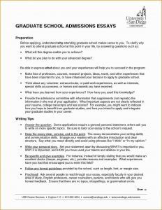 Letter Of Intent Template - Graduate School Letter Intent Template Best Example Letter