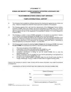 Letter Of Intent Template Business Partnership - Letter Of Intent for Business Partnership Template