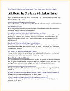 Letter Of Intent Template Graduate School - Graduate School Resume Templates Best Graduate School Application